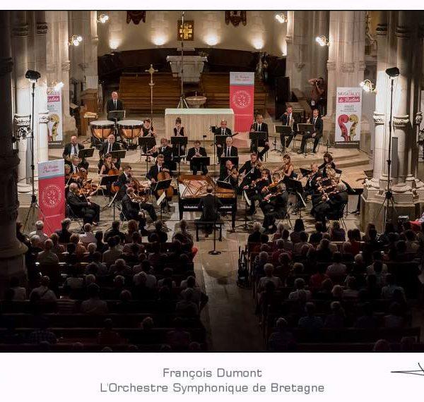 Orchestre Symphonique Bretagne, François Dumont