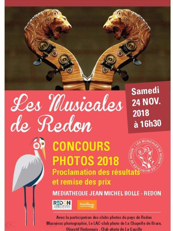 Concours photos 2018 Prix